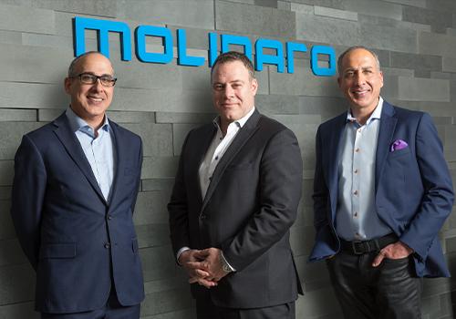 Molinaro Group - Robert Molinaro, Sam DiSanto, Vince Molinaro